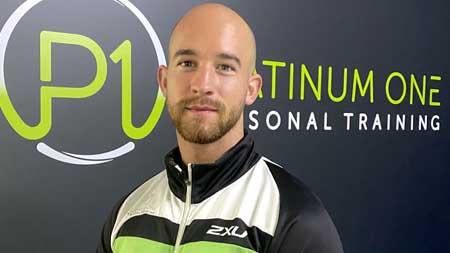 Aidan Holden - Personal Trainer - P1PT Gym Owner Sydney
