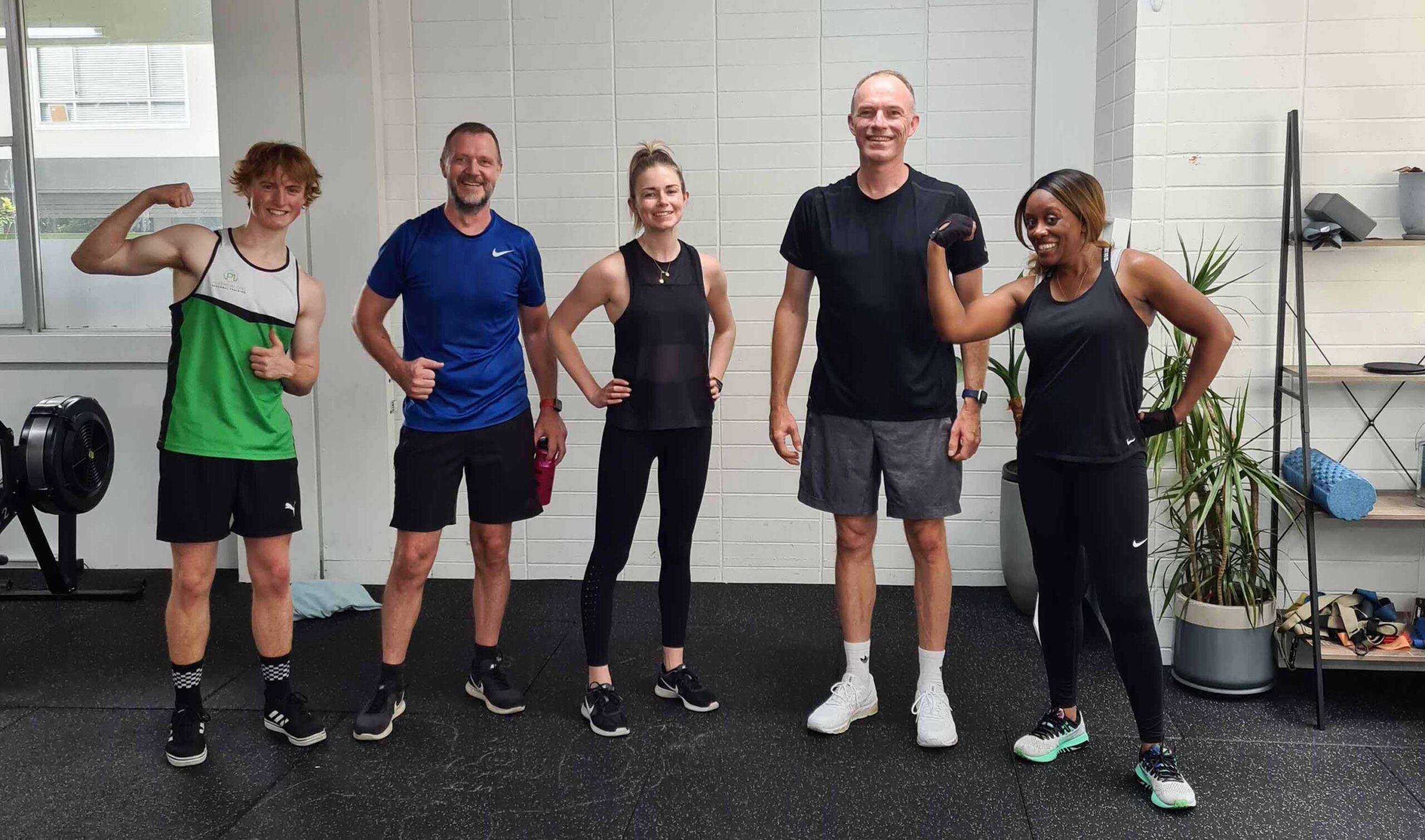 Personal training north sydney